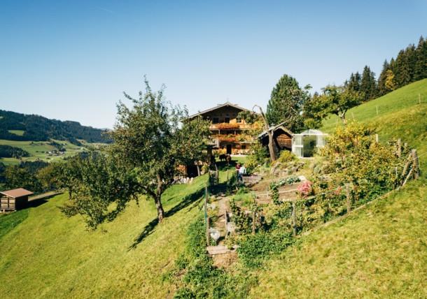 Urlaub am Bauernhof - Siedlerhof