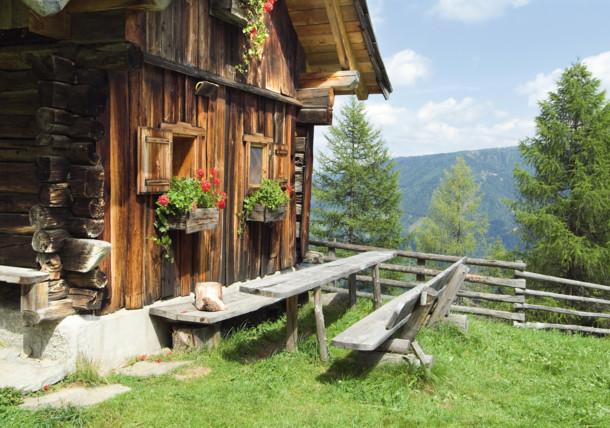 Alpesi menedékház