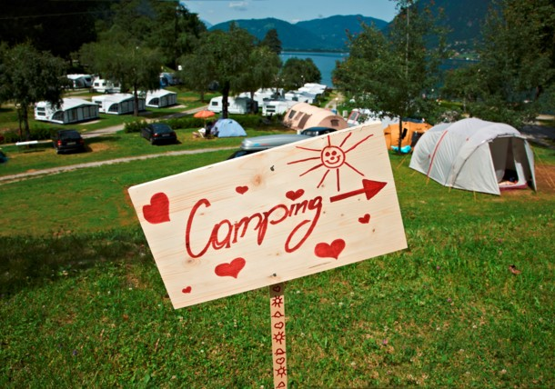 Campingurlaub in Kärnten