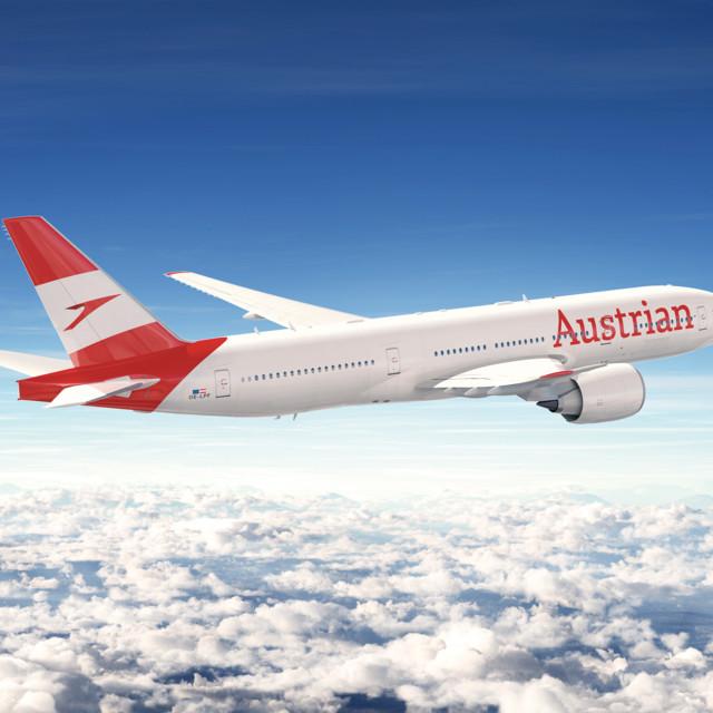 Austrian Airlines B777-200