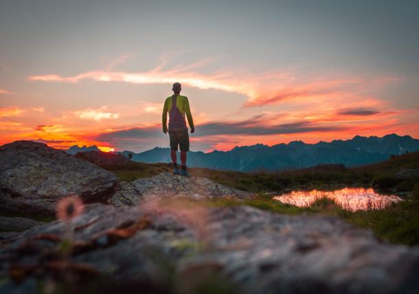 Wandern in der Region Hall-Wattens in Tirol