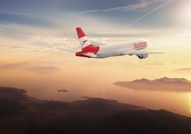 Austrian Airlines Aircraft