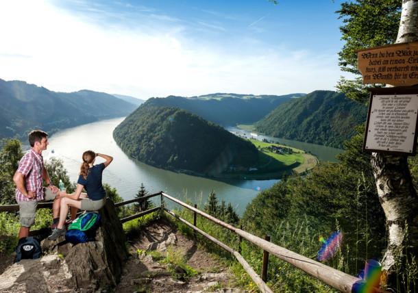 Donausteig Schlögener Schlinge, Oberösterreich