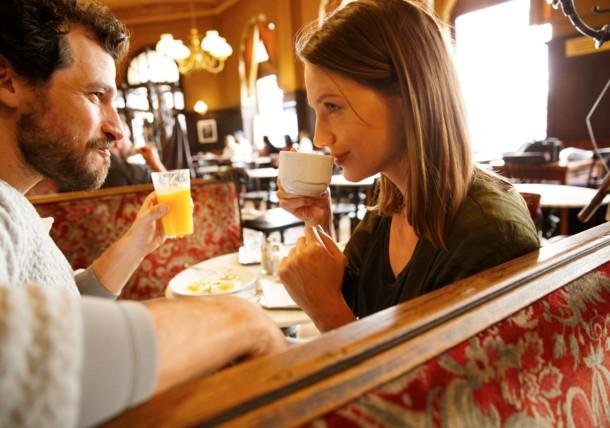 Cafe Sperl in Wien