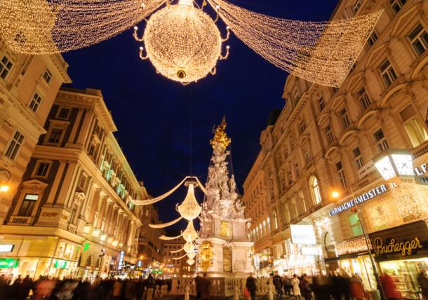 Le Graben à Vienne
