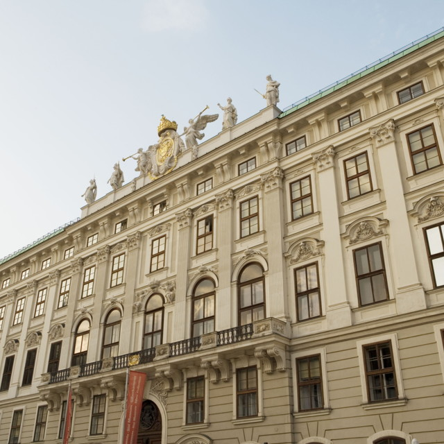Hofburg Wien, Innerer Burghof