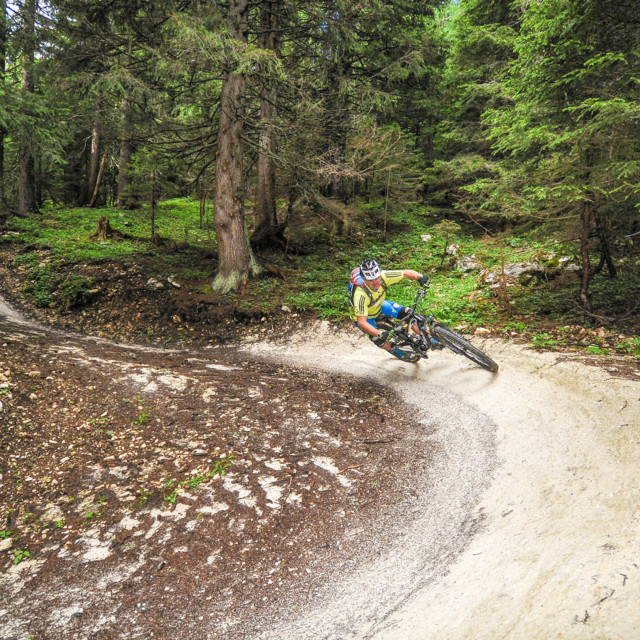 MTB-ZONE Petzen, Flow Country Trail, Klopeinersee