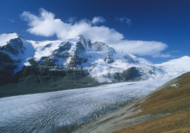 Grossglockner (3.797 m) Pasterzen- Gletscher