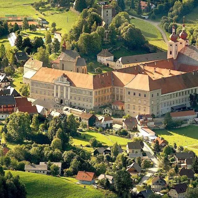 Benediktinerstift St. Lambrecht in der Steiermark