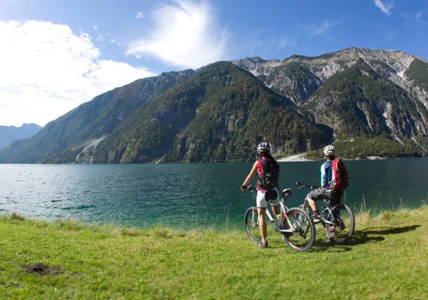 "Region Achensee: dálková cyklistická trasa ""münchen venezia"""