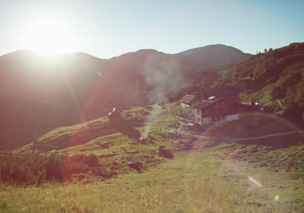 An Alpine Sense of Life