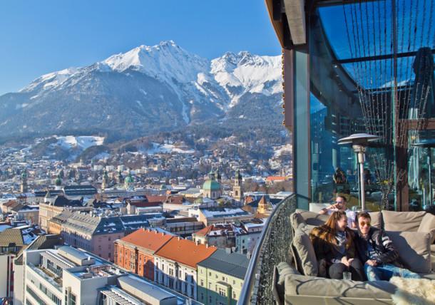 Innsbruck Adlers Bar
