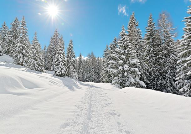 SalzburgerLand Tourismus Hütte Presse 2017 Winter