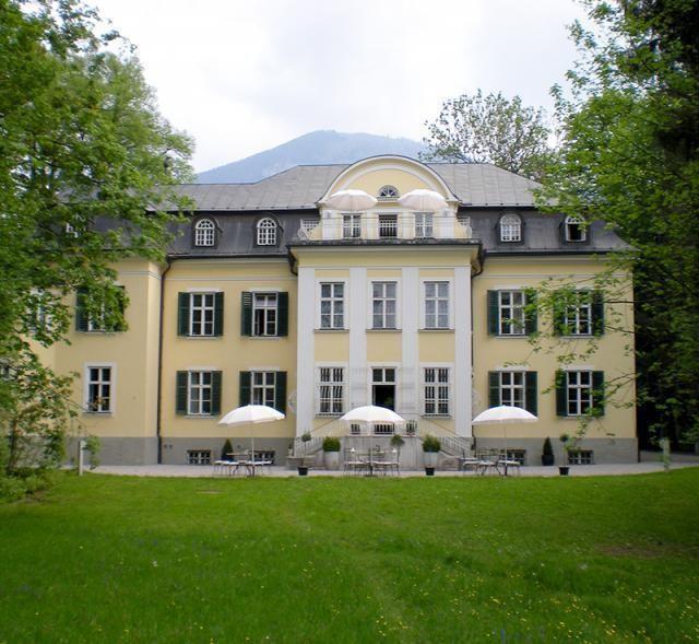 Villa Trapp in Salzburg