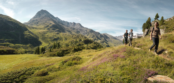 Wandern in Obergurgl am Ötztal