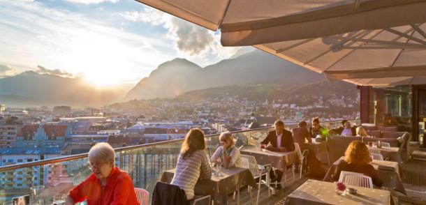 Restaurant Bar Adlers Innsbruck