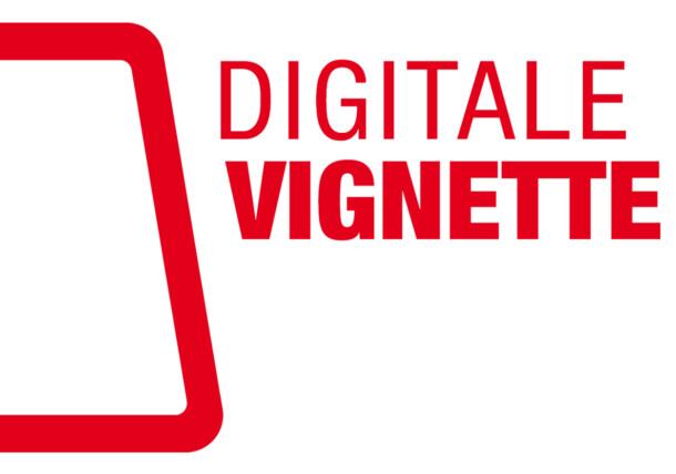 Digitale Vignette