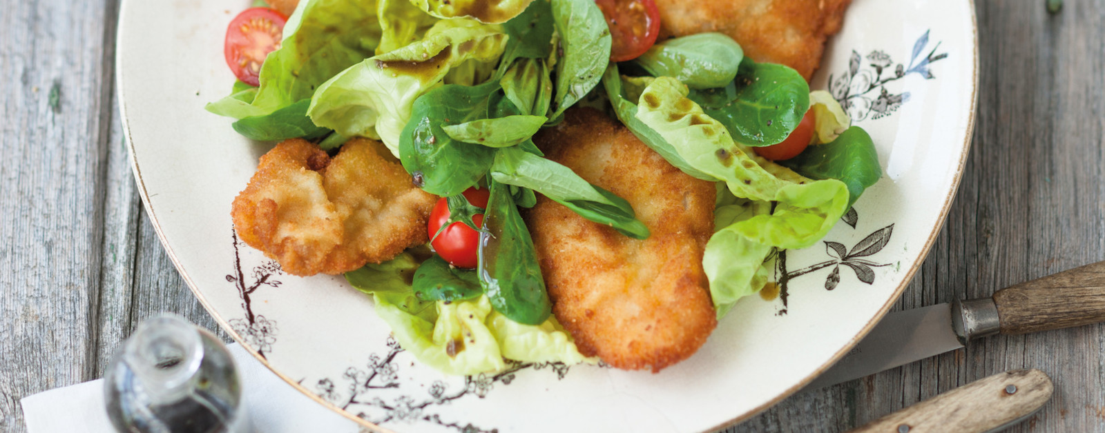 Recipe For Styrian Breaded Chicken Salad How To Make It