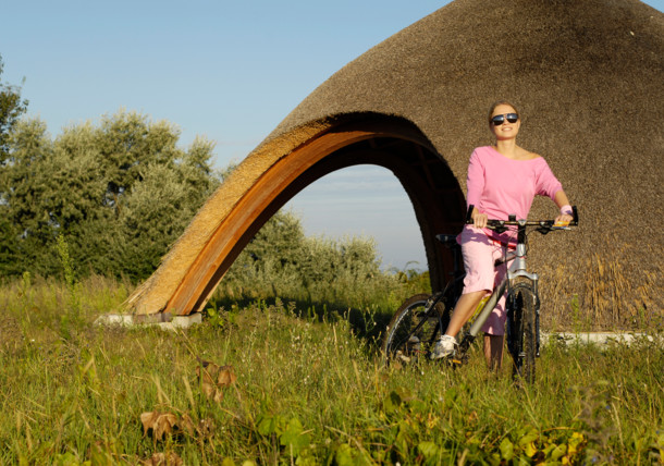 Cyklostezka Lackenradweg, Burgenland