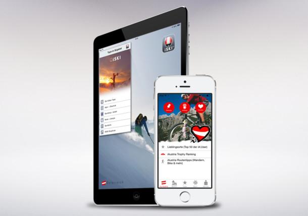 iOS Apps für Ihren Österreich-Urlaub