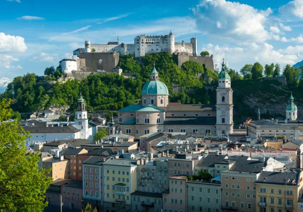 Salzburgo - el escenario del mundo