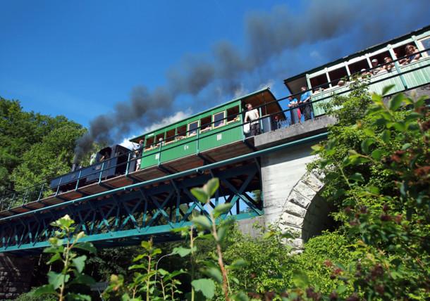Railway experience with the Ötscherlandexpress