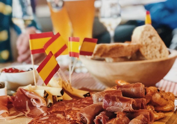Ski Food Festival Hochzillertal Spanien Tapas
