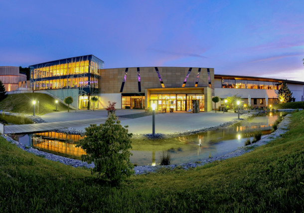 Linsberg Asia Therme in Bad Erlach