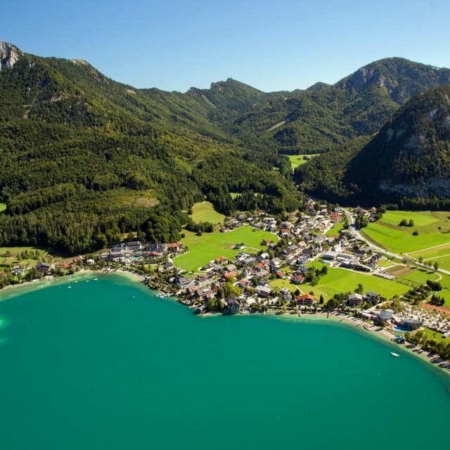 Fuschlsee, Salzburgerland
