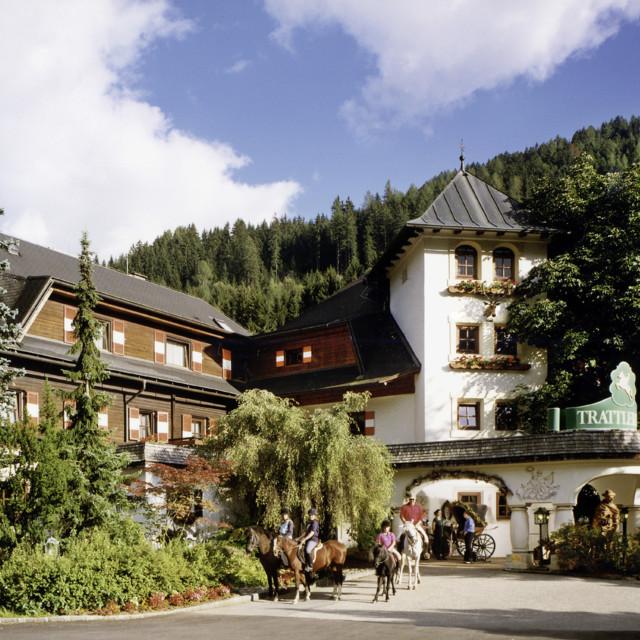Trattlerhof Eingang