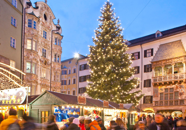 Advent in Innsbruck
