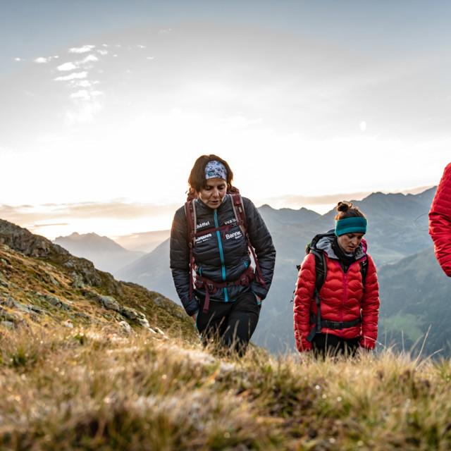 Wanderung St. Anton an Arlberg