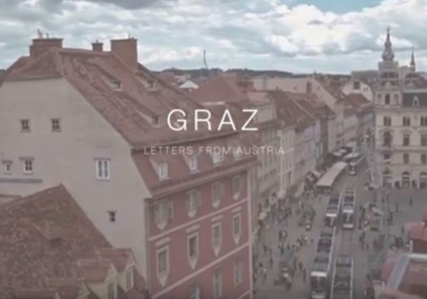 Letters from Austria - a video series: Graz
