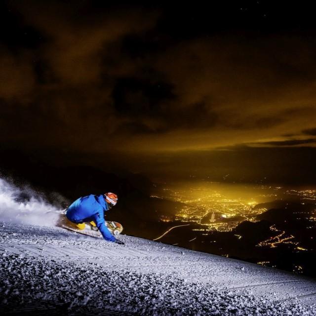 Nachtskilauf Nordkette Innsbruck