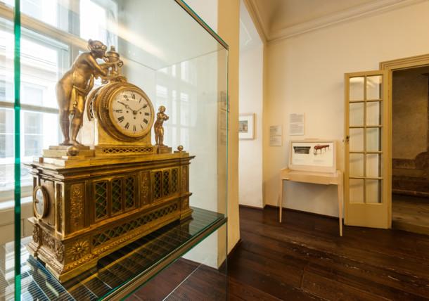 Mozarthaus Wien, Mozart's Musik Uhr