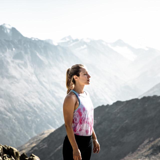 die Ruhe der Berge genießen, Wandern im Ötztal