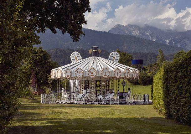Swarovski Crystal Worlds - Carousel by Jaime Hayon