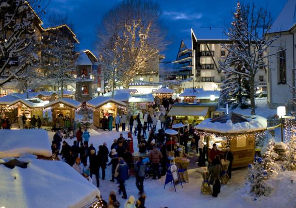 Seefeld, pequeño pueblo de montaña a 1.100 m. de altura, cerca de Innsbruck