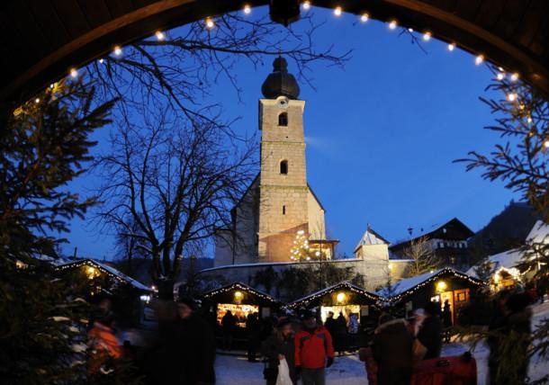 Adviento en Salzburgo