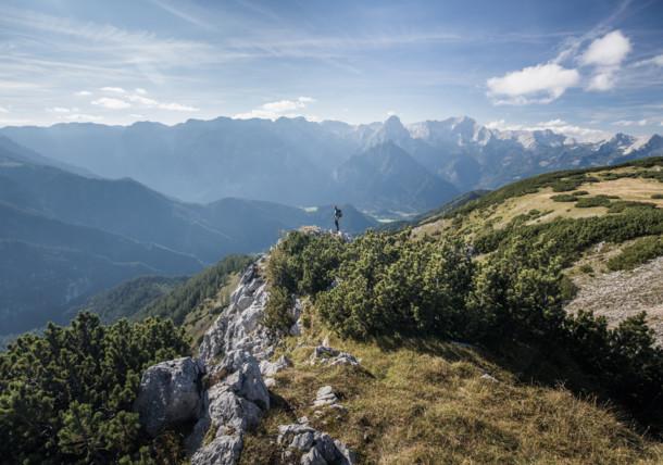 Bergwandern in der Urlaubsregion Pyhrn-Priel in Oberösterreich