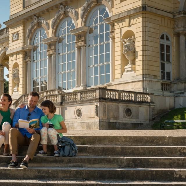 Gloriette Schönbrunn Vienna