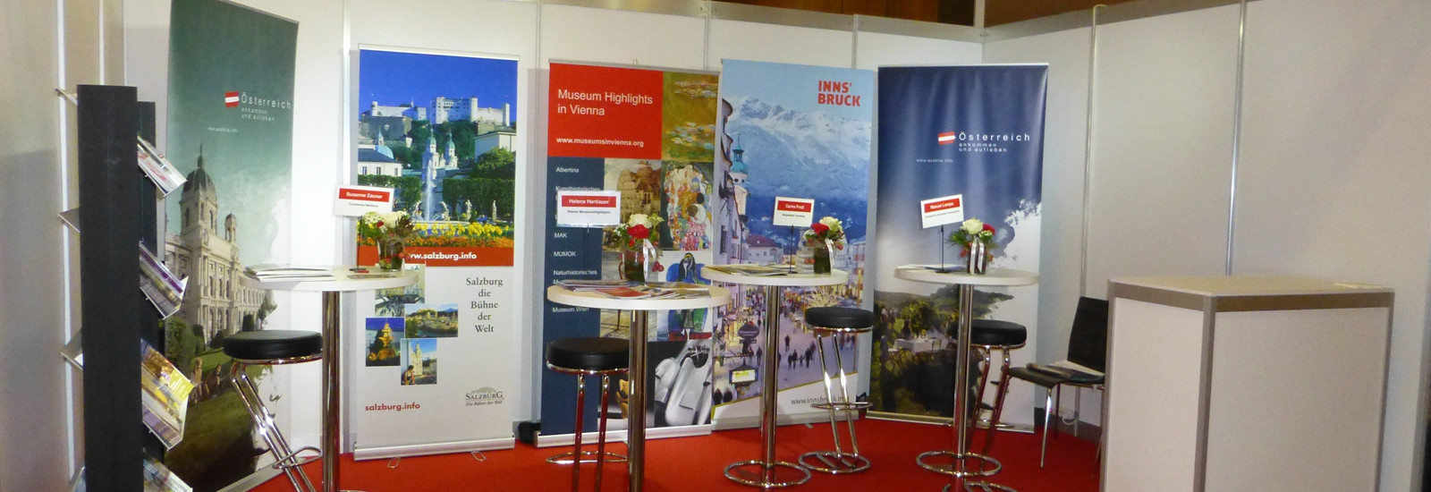 Messe-Stand