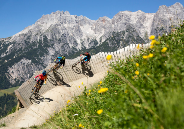 Fun & Action in Saalfelden Leogang: Europe's Biggest Bike Park
