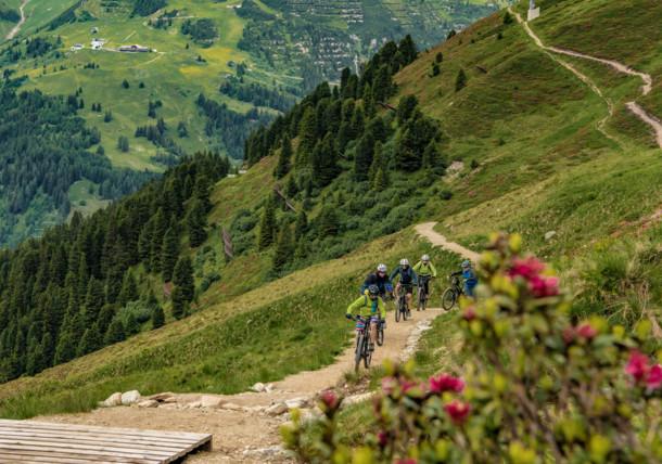 E-Bike Festival in St. Anton am Arlberg, Tirol