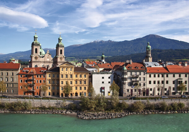 Innufer Innsbruck