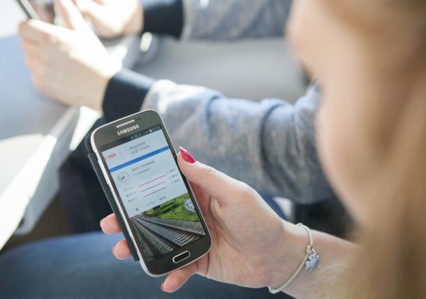 Будь онлайн в поездах Railjet
