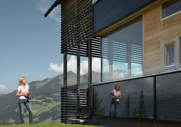 Architecture Großes Walsertal