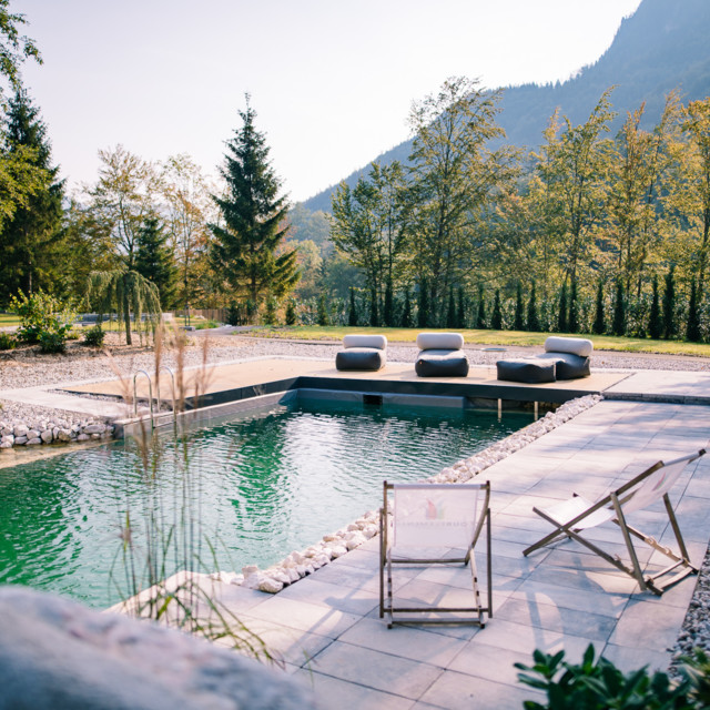 FourElements - Living by Berger_Chalet Eins_Pool © FourElements - Living by Berger