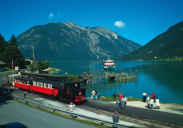 Achenseebahn Railway, Lake Achensee