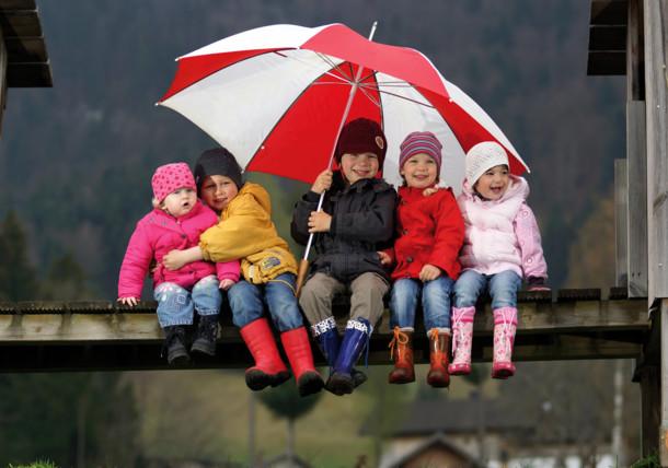 Kirándulás esőben
